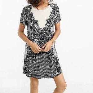 Express Women's Shift Dress